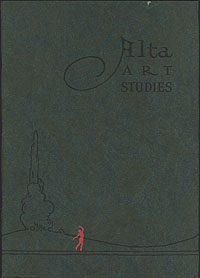 Alta Art Studies Catalog 1