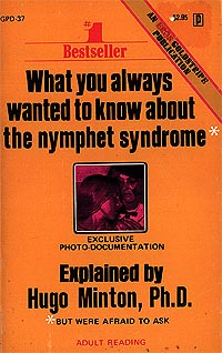 Nymphet Syndrome