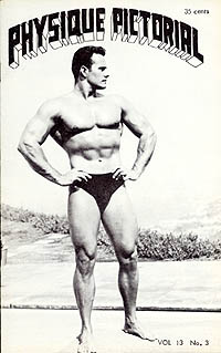 Physique Pictorial - February, 1963