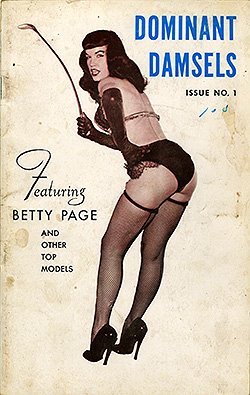 Dominant Damsels Featuring Bettie Page N1