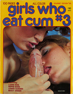 Girls Who Eat Cum N3