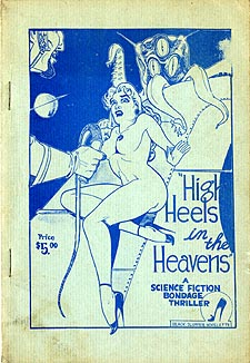High Heels In The Heavens