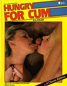 Hungry For Cum Vol. 1, N.1