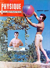 Physique Illustrated Annual Summer 1963