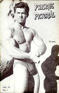 Physique Pictorial - July, 1962