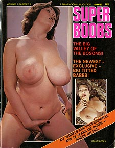 Super Boobs - V1N2