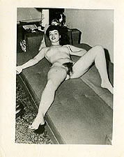 bphc1 - Betty Page Reclining Full Frontal
