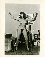 bphc2 - Betty Page Dancing Full Frontal