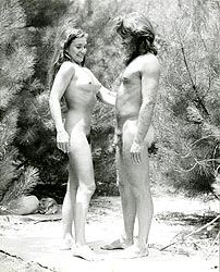 hippies1 - 1960s Nude Hippies
