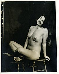 hippiesmile - 1960s Nude Hippie Girl Smile