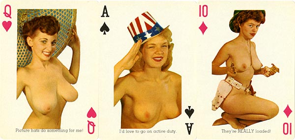 Playing Cards Deck 108