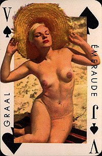 Playing Cards Deck 121