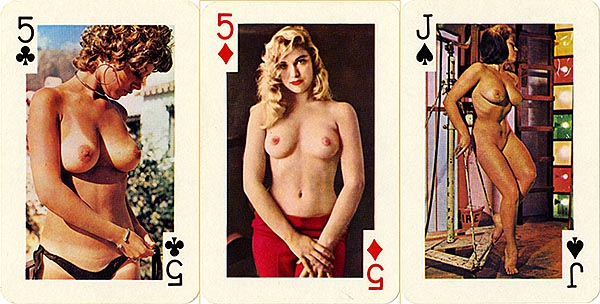 Playing Cards Deck 267