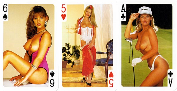 Playing Cards Deck 329