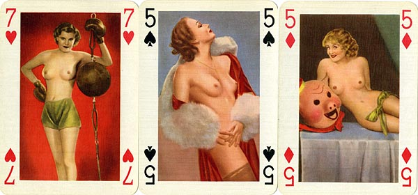 Playing Cards Deck 332