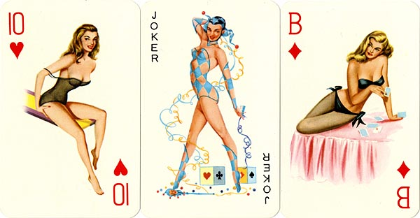 Playing Cards Deck 338