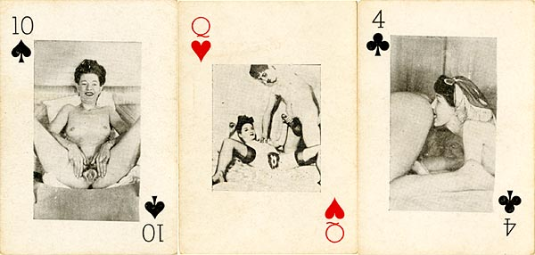 Playing Cards Deck 355