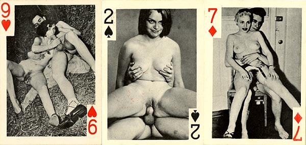 Playing Cards Deck 357