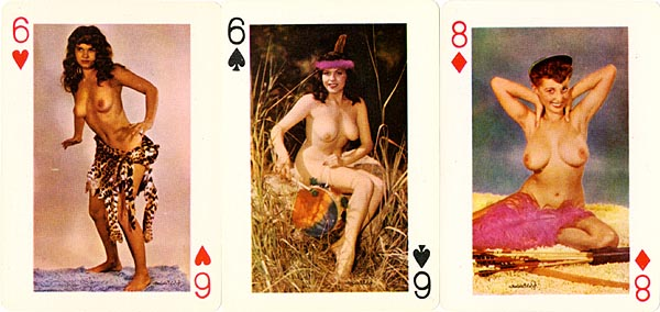 Playing Cards Deck 361