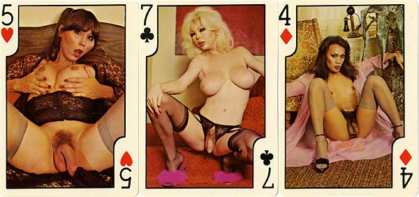 Playing Cards Deck 388