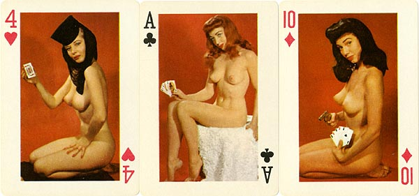 Playing Cards Deck 394