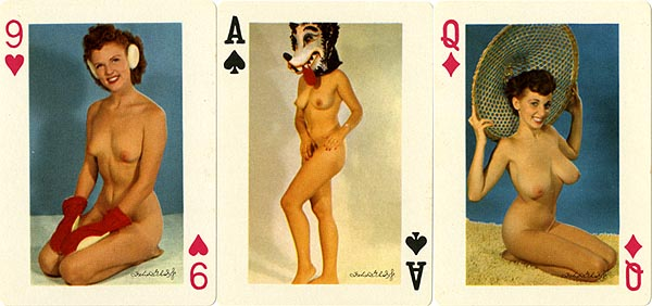 Playing Cards Deck 418