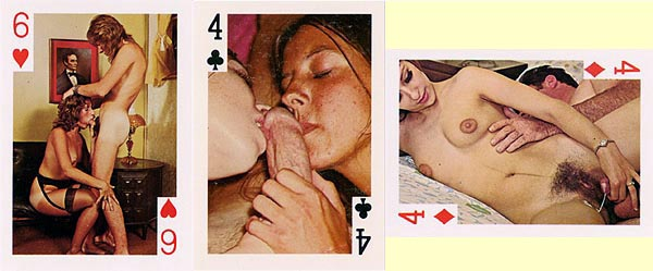 Playing Cards Deck 420
