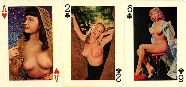 Playing Cards Deck 421