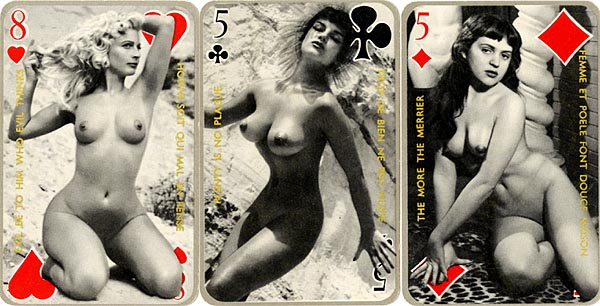 Playing Cards Deck 437