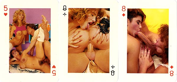 Playing Cards Deck 443