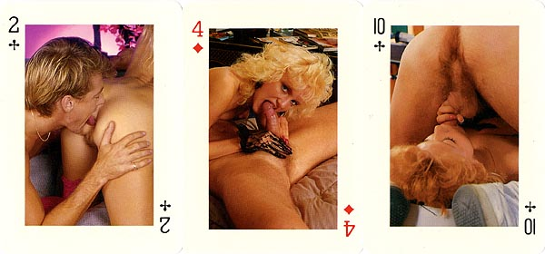 Playing Cards Deck 457