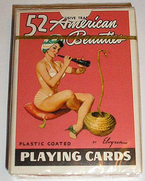 Playing Cards Deck 496