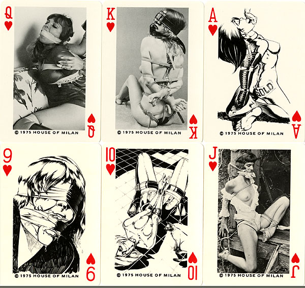 Playing Cards Deck 524