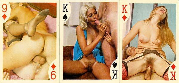 Playing Cards Deck 525