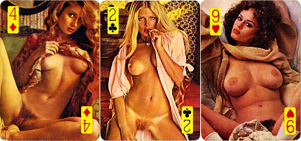Playing Cards Deck 536