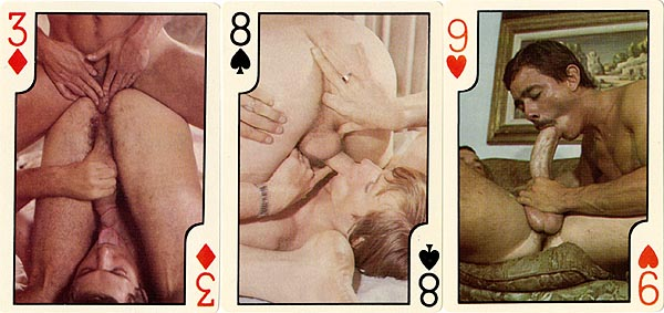 Playing Cards Deck 543