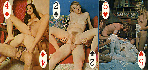 Playing Cards Deck 549