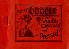 Barney Google in Steam Cleaned and Pressed