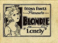 Blondie in Lonely
