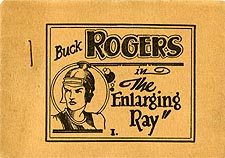 Buck Rogers in The Enlarging Ray
