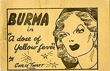 Burma in A Dose Of Yellow Fever