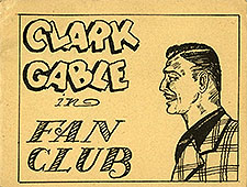 Clark Gable In Fan Club