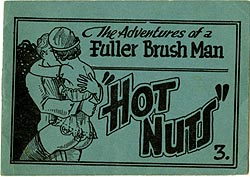 Fuller Brush Man in Hot Nuts