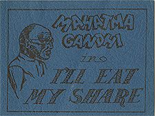 Mahatma Gandhi in Eat My Share