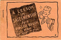 Lesson In Salesmenship