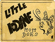 Little Iodine - Mom Does