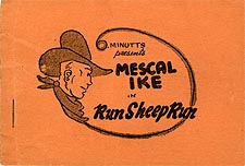 Mescal Ike in Run Sheep Run