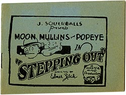 Mullins Popeye in Stepping Out