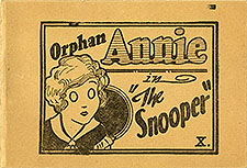 Orphan Annie in The Snooper