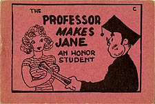 Professor Makes Jane An Honor Student